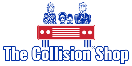 The Collision Shop Franchise - logo